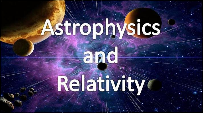 Astrophysics and Relativity