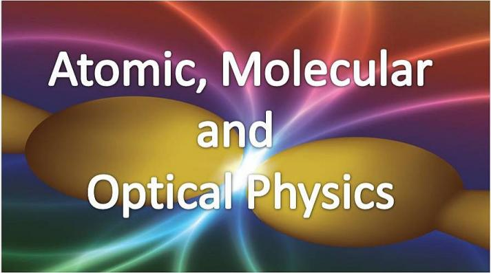 Atomic, Molecular and Optical Physics