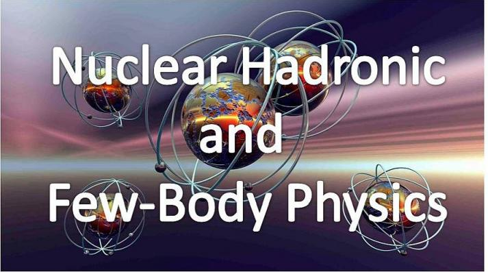 Nuclear Hadronic and Few-Body Physics