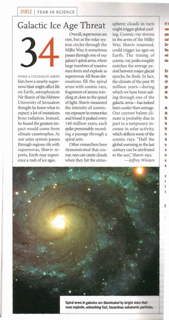 Discover Magazine Story